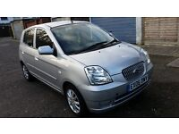 2006 KIA Picanto 1.1 LX 5dr Automatic Low Mileage Lady Owner HPI Clear @07445775115@