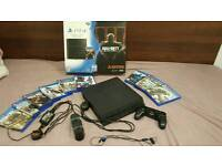 PS4 ULTIMATE PLAYER EDITION 1TB WITH ACCESSORIES
