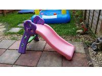 First children slide