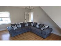 New CHESTERFIELD Fabric SOFA. ** SPECIAL WHOLESALE PRICE , **