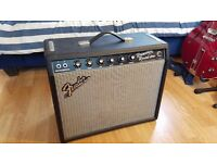 Fender Princeton Reverb, 65 reissue, good condition with cover
