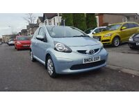 Toyota Aygo 2006 1.0 -- VVT-i + 5dr -- Manual -- Shiny blue -- Low miles alternate4 107 C1 Smart