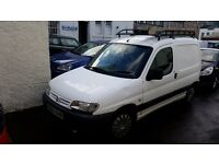 Citroen berlingo 4 months mot open to offers