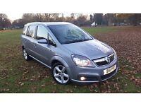 Vauxhall Zafira MPV (2005 - 2014) 1.9 CDTi 16v SRi 5dr