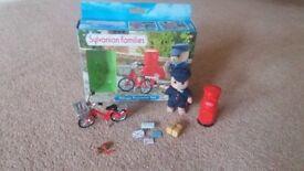 Sylvanian Families - Postman Set