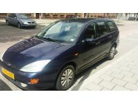 LHD FORD FOCUS DIESEL LEFT HAND DRIVE