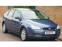 FORD FOCUS LX 1.4 PETROL 2006 06REG 37K VERY LOW MILES NEW MOT PRICED TO SELL