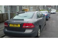 saab with mot for sale