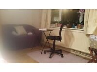 Big Beatifull double room with garden to rent for 1 month in JUNE