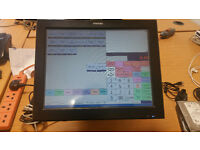Complete Epos system, comes with printer, cashdrawer and epos software, perfect for takeaway etc