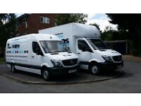 A Man with Vans Cardiff - from single items to complete house removals 24/7 Call: 078 55 55 55 44