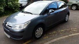 2005 Citroen C4 1.4 i 16v LX 5dr Good Runner @ 07445775115 @ 07725982426@