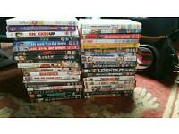120+ dvds bundle joblot