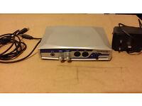 M-Audio Audiophile USB Midi and Audio Interface