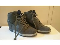 Nike Dunk Sky Hi Womens Trainers