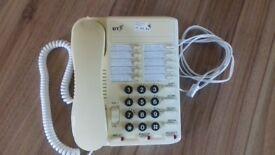 1990's Cream Telephone
