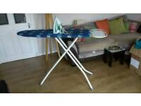 Morphy Richards Iron with ironing board