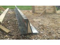 Catnic heavy duty lintel