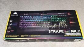 Mechanical gaming keyboard, Corsair