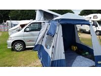 MAZDA BONGO FRIENDEE CAMPERVAN and DRIVE AWAY AWNING. MOT to June 2018. New battery fitted May 2017