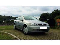 Vauxhall Astra 1.6 Petrol 5 Door LONG MOT