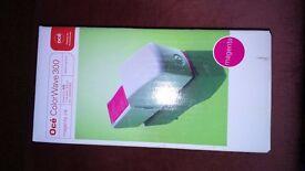 4 X OCE Colourwave 300 Ink Cartridges
