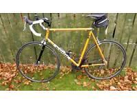 Kona kapu steel road bike 60cm
