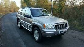 Jeep grand cherokee limited lovely condition