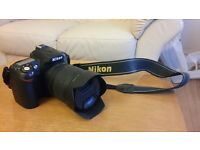 Nikon D90 Digital SLR Camera with 18-105mm VR Lens Kit (12.3MP) 3 inch LCD