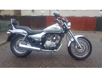 Kawasaki BN125 Cruiser for sale.....GREAT bike..Suitable for successful CBT with L plates (attached)