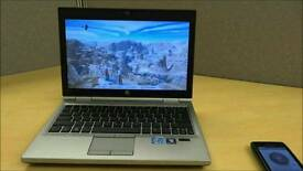 GAMING HP ELITEBOOK LAPTOP. i5. 8GB RAM. RADEON HD 1GB GRAPHICS. 1600X900.