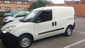 Vauxhall Combo Van 2015