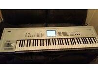 Korg Triton Pro 76 Key version plus gig bag for sale