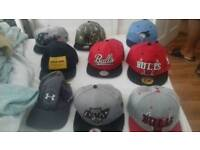 Snap back hats