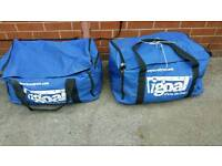 Igoal training net all in bag x2 used condition can deliver or post
