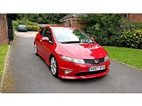 2007 Honda Civic Type R GT - Milano Red - FSH - Excellent Condition