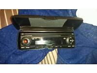 Blankpaupnt car radio