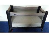 BabyDan folding cot