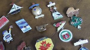 Reduced: Lots of Lion's Club Pins Kitchener / Waterloo Kitchener Area image 5