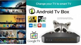 Android 4k TV Box