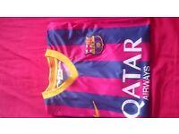 Mens barcelona top new