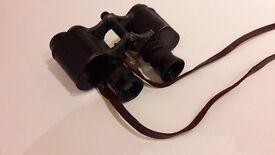 Very rare World War I British Army Binoculars