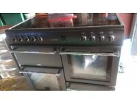 Belling countrychef electric range cooker
