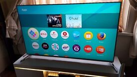 """PANASONIC 58"""" TX-58DX700B SUPER Smart 4K HDR TV,built in Wifi,Freeview HD,GREAT Condition.2016 model"""