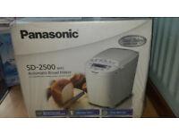 Brand new still sealed Panasonic sd-2500wxc BREADMAKER