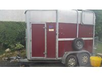 Ifor williams 505 horse box trailer