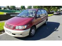 URGENTLY WANTED TOYOTA PICNIC ANY CONDITIONS COROLLA 1.3 1.3 SUZUKI CARRY HIACE AVENSIS VERSO
