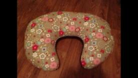 Nursing and baby support pillow £10 ono