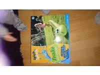 Splish splosh snake sprinkler brand new sealed in box