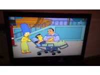 JVC 32 LCD TV FREEVIEW/PIANO BLACK/HD READY/ IN EXCELLENT CONDITION NO OFFERS